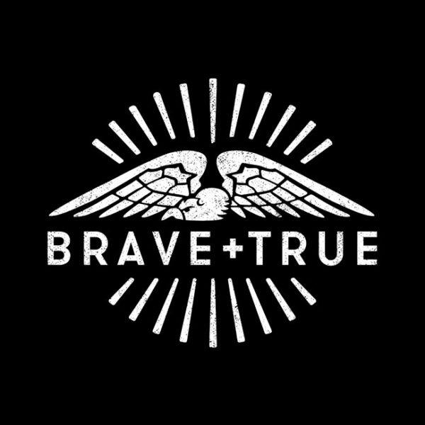 Brave and True branding
